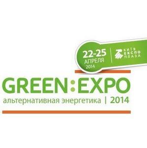 Выставка «GreenExpo / Альтернативная энергетика 2014» состоится в апреле