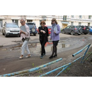 Активисты ОНФ в Коми обсудили ход реализации программы благоустройства городской среды в Сыктывкаре