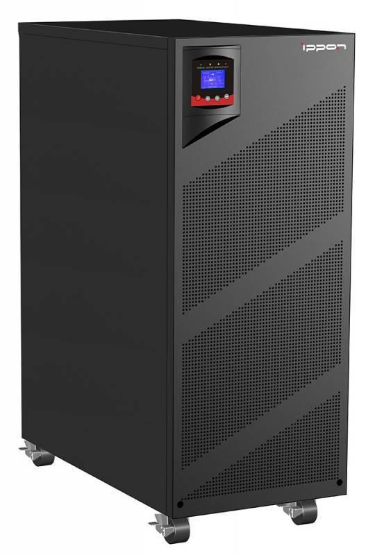 IPPON обеспечил дополнительным батарейным модулем серию ИБП Innova RT Tower 3/1