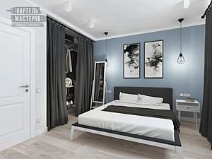 Ремонт квартиры в стиле «скандинавский минимализм» под ключ от ООО «Картель мастеров» без переплат