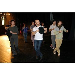 Хореограф Алексей Вальц и театр «Шалом» представляют премьеру сезона