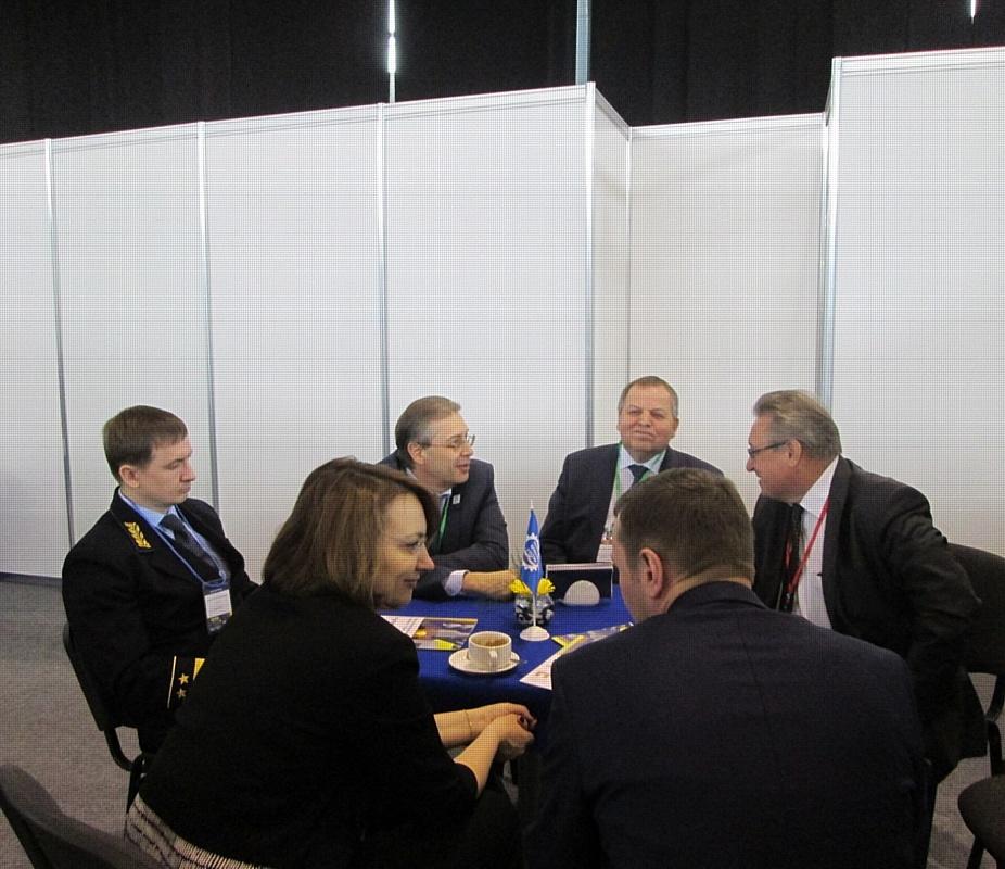 Специализированная международная выставка и Уральская машиностроительная ассамблея в Екатеринбурге