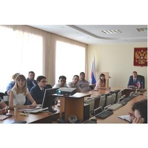 Проблемы в деятельности арбитражных управляющих обсудили в Управлении Росреестра