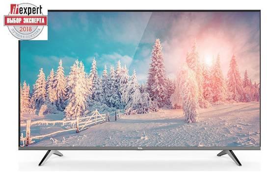 Телевизор TCL L43S6FS получил награду «Лучшая покупка»