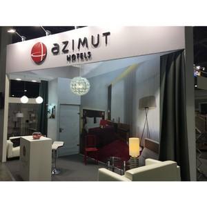 Azimut Hotels стала официальным партнером выставки «Отель Экспо»
