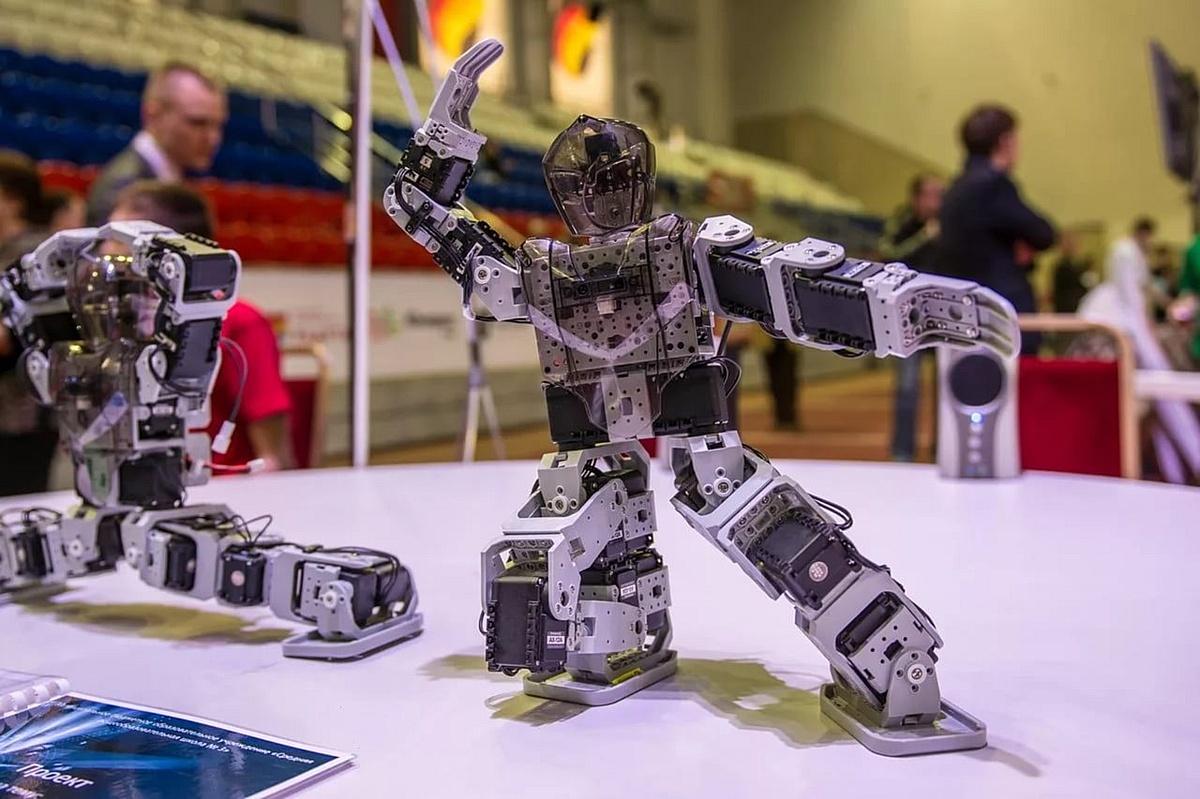 Всероссийские соревнования по проектированию и прототипированию робототехники в Екатеринбурге