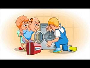 Барабан стиральной машины не вращается