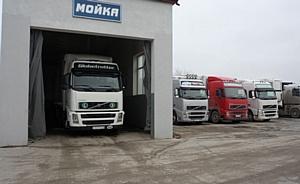 Начала работу новая сервисная станция Volvo Group Trucks в Махачкале
