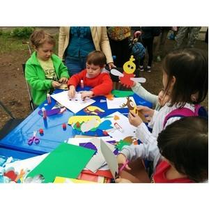 Компания «Декёнинк» оказала поддержку при организации семейного фестиваля в Протвино