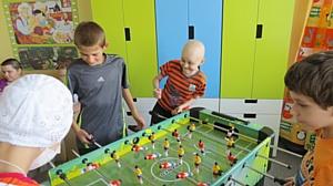 Вторая игровая комната открыта благотворительным фондом Компании МейТан «Жизнь Одна»!