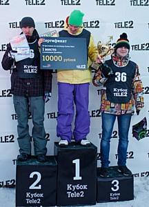 �� ������ Tele2� �������� ����� 50 �������������