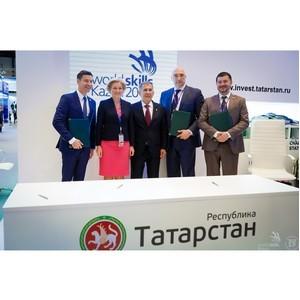 ООО УК «Металлоинвест» – первый партнёр чемпионата мира WorldSkills Kazan 2019