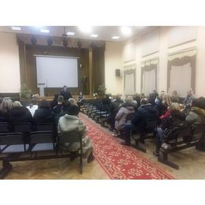 В школе Зеленограда состоялась лекция по профилактике правонарушений среди несовершеннолетних