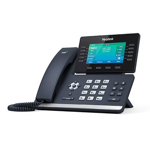 IP телефоны Yealink SIP-T54S и SIP-T52S для бизнеса