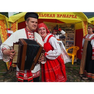 В Суздале прошел Фестиваль малых туристских городов