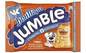 Новинка от Бон Пари Jumble – будь ВКонтакте с друзьями!