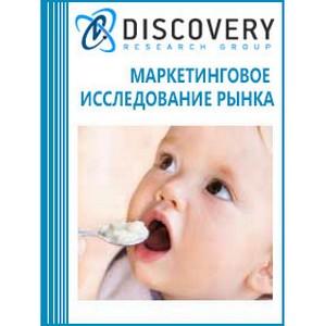 Анализ рынка детского питания в России
