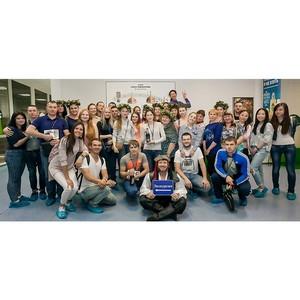 Около ста человек посетили новосибирский завод компании «Балтика»