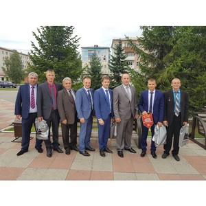 Машинисты Кузбассрзрезугля получили призы за освоение ЭКГ-35