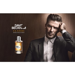 Аромат David Beckham Classic от Дэвида Бэкхема эксклюзивно в каталоге Орифлэйм