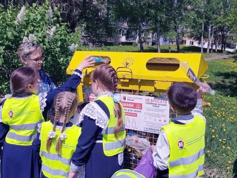 Активисты ОНФ в Мордовии провели для школьников экологический квест «ЭКО-десант»