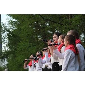 9 мая - программа, посвященная 72-й годовщине Великой Победы