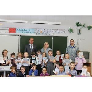 Активисты ОНФ на Ямале напомнили школьникам о мерах безопасности на дороге