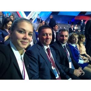 Петербургская делегация приняла участие в работе итогового «Форума Действий» ОНФ