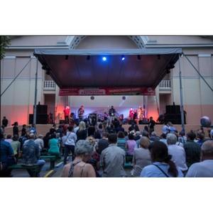 Markscheider Kunst: фестиваль «Настроение» получился теплым, домашним и уютным!