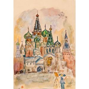 VI арт-фестиваль «Рисуем Покровский собор»