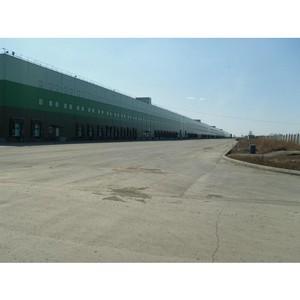 В Новосибирске запущена в эксплуатацию первая очередь «Логопарка Толмачево» площадью 45 000 кв.м.