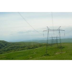 ФСК повышает грозоупорность линий электропередачи на юге страны