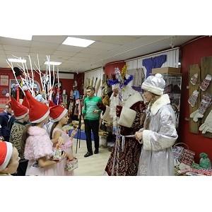 «Молодежка ОНФ» в Югре провела необычный праздник для детей в Ханты-Мансийске