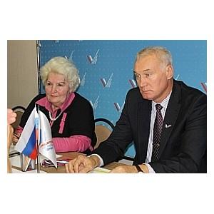 Белгородские активисты ОНФ обсудили итоги форума «За качественную и доступную медицину!»