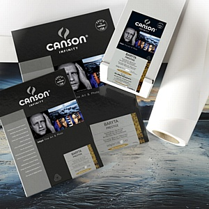 Бумага для фотопечати Canson® Infinity Baryta Prestige получила премию TIPA Awards 2017