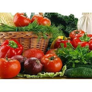 За первые 5 месяцев тепличники РФ собрали 200 тысяч тонн овощей и зелени