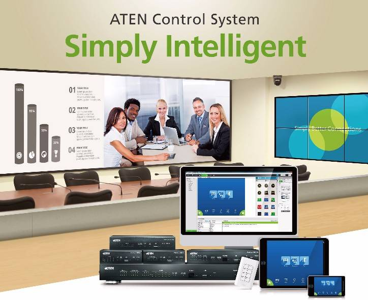 Aten Control System стала совершеннее с VK1100 и VK108US