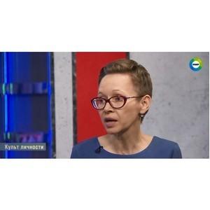 Автор текста «Тотального диктанта – 2018» Гузель Яхина дала интервью телеканалу «МИР»