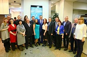 Союз предпринимателей «Поддержка» подвел итоги деятельности за 2016 год.