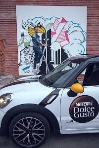 Открытие Mini Bar от Nescafe Dolce Gusto