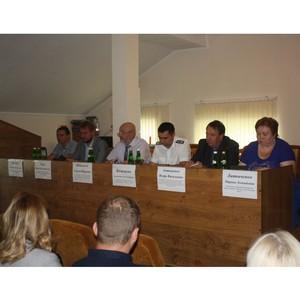 О проведении на базе Ростовского филиала ФГБУ «ЦОКЗ» рабочей встречи