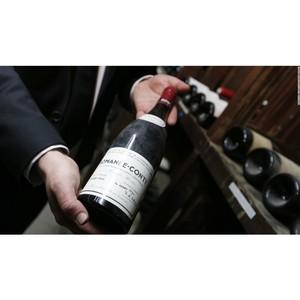 В Москве купили бутылку вина за четыре миллиона рублей