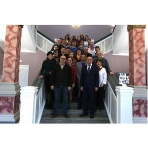 Ректор КФУ провел встречу с заведующими отделений университетской клиники