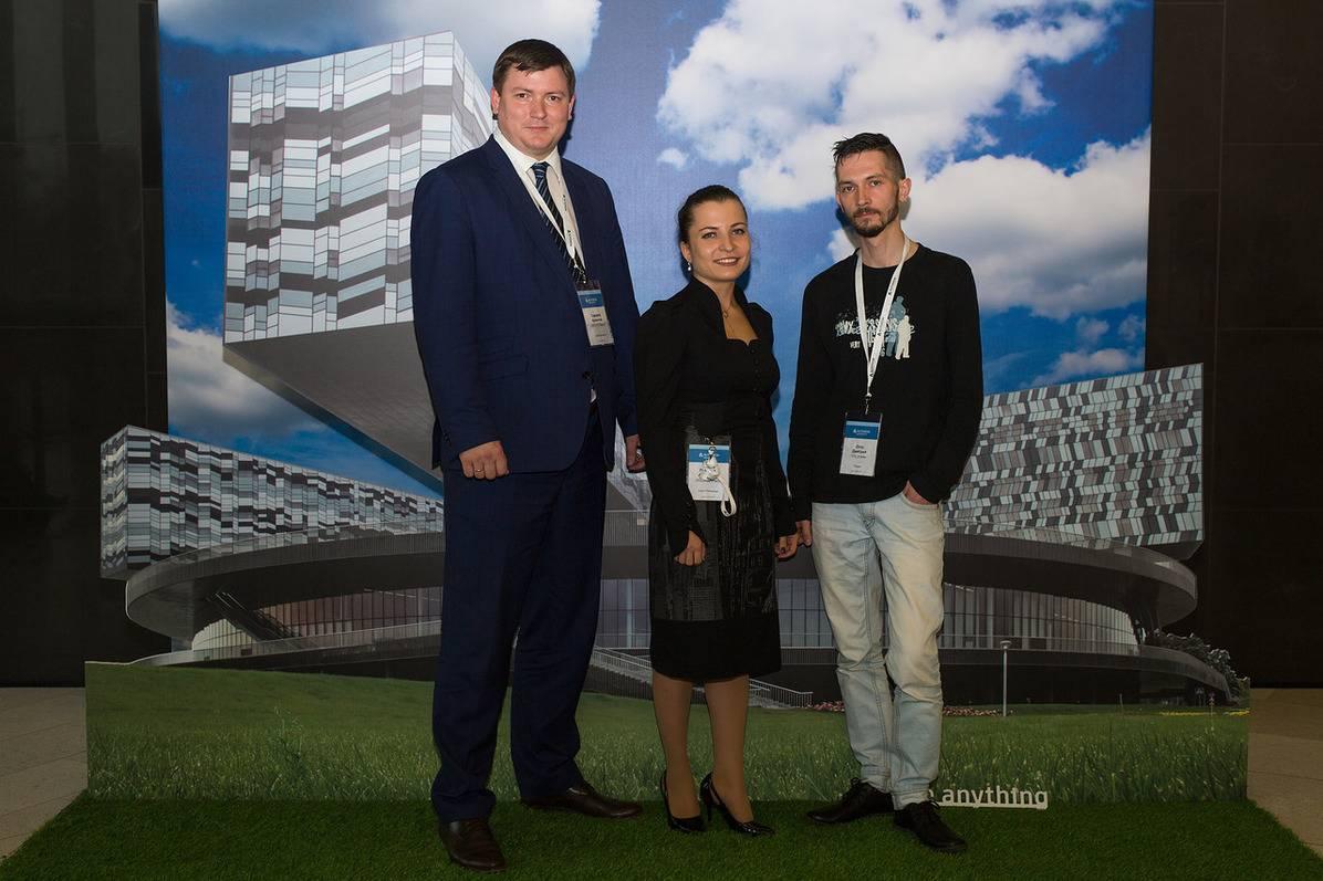 Группа «Эталон» стала ключевым участником конференции Autodesk University
