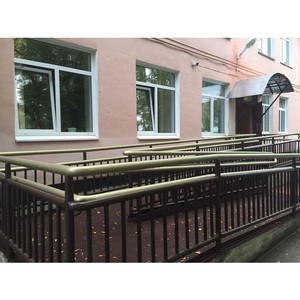 Пермский штаб ОНФ добился обустройства доступной среды в школе для детей с ОВЗ