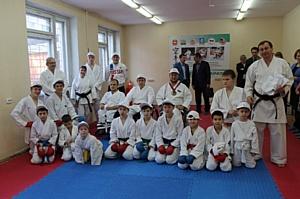 По инициативе регионального штаба ОНФ в Челябинске открыт Центр пара-каратэ