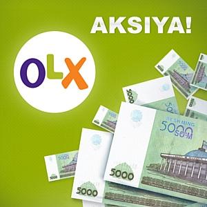 5 тыс. сум за объявление: OLX запускает акцию для мобильных абонентов