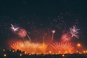 """Музыкальная программа для гостей Международного фестиваля фейерверков """"Ростех"""""""