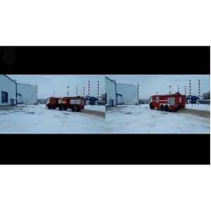 Сравнительные испытания характеристик маневренности двух автомобилей пожарных специальных