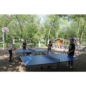 Оренбургская команда «Молодежки ОНФ» подключилась к акции «Спортивные выходные»